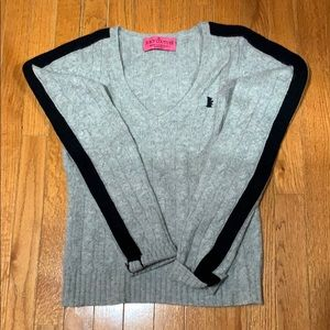 100% Cashmere Juicy Couture Sweater